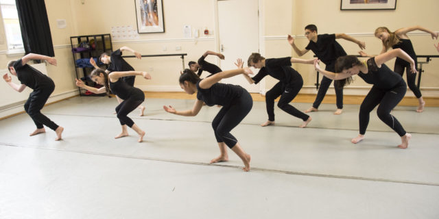 Merseyside Youth Dance Co. Summer School (ages 13 - 18)