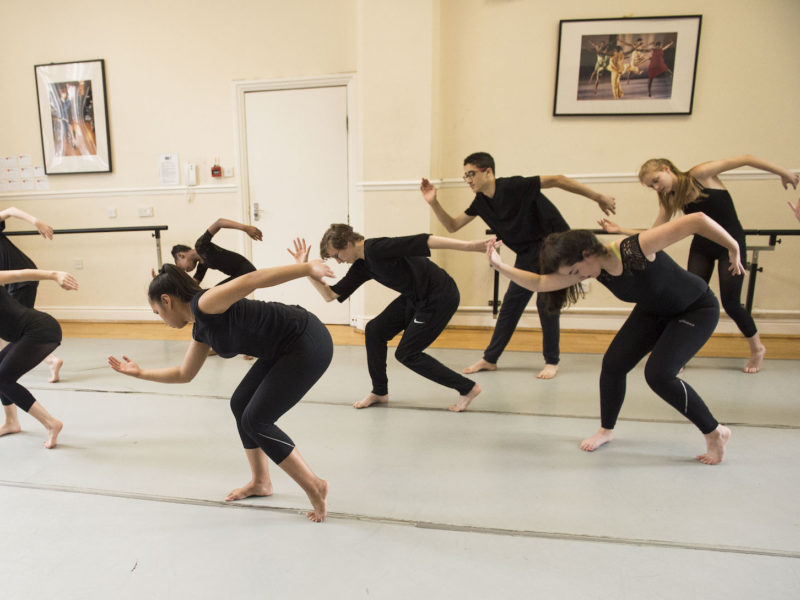 Youth Dance (Ages 19-19) | £4